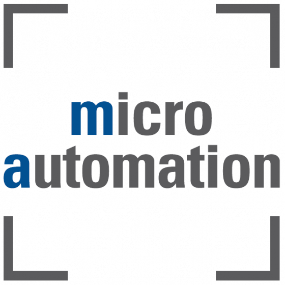 Logo MA micro automation GmbH