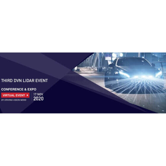 Third Lidar DVN Conference & Expo | VIRTUELL | 17.11.2020