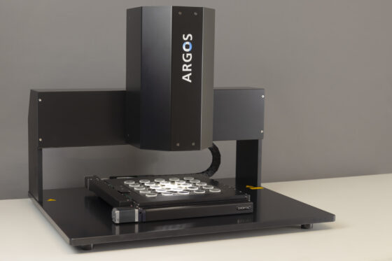 ARGOS matrix - device for automated surface inspection