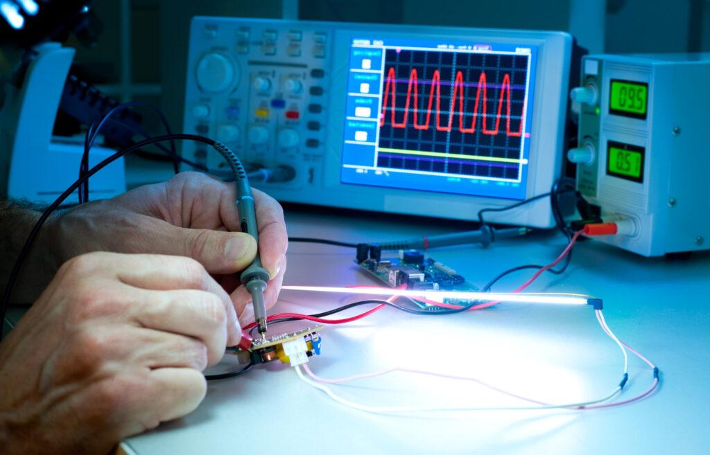 Entwicklung von Fluoreszenz-Messsystemen