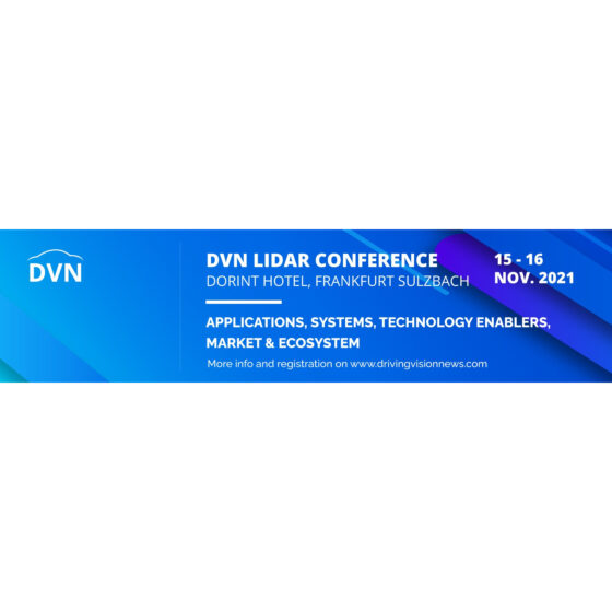 4th DVN Lidar Conference   Frankfurt   November 15-16, 2021